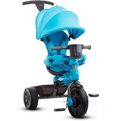Joovy Tricycoo 4.1 Tricycle - Blue, Kids Unisex