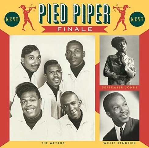 Various - Pied Piper:Finale (CD) - image 1 of 1