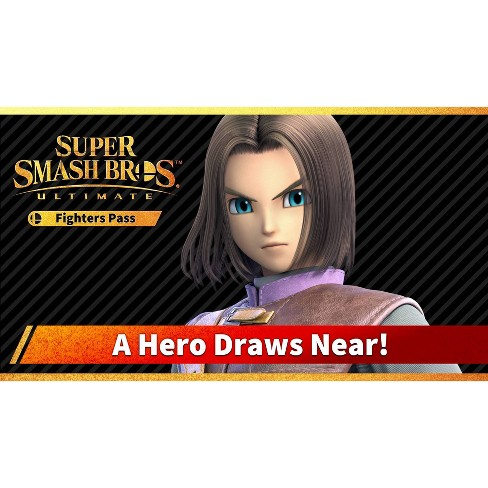 Super Smash Bros. Ultimate: Hero Fighters Pass - Nintendo Switch (Digital) - image 1 of 4