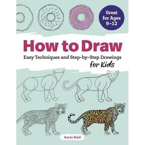 How to Draw - by  Aaria Baid (Paperback) - image 1 of 1