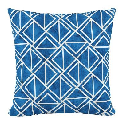Outdoor Throw Pillow Lanova Lapis  Furniture Mfg - Skyline Furniture