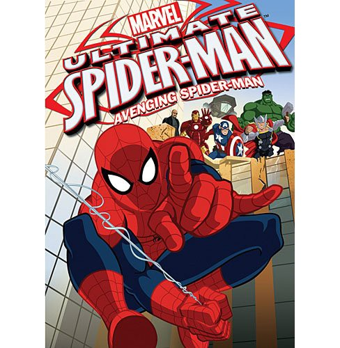 Ultimate Spider-Man: Avenging Spider-Man [2 Discs] - image 1 of 1