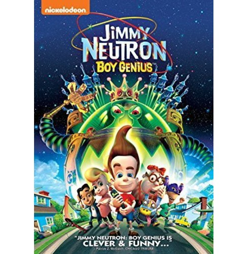 Jimmy Neutron: Boy Genius (DVD) - image 1 of 1