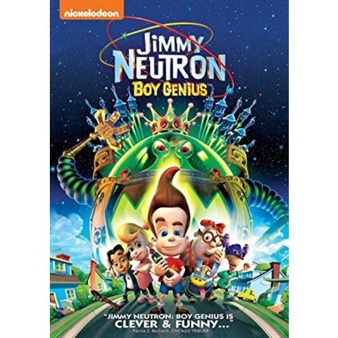 0f9a318ca9a Jimmy Neutron  Boy Genius (DVD)   Target
