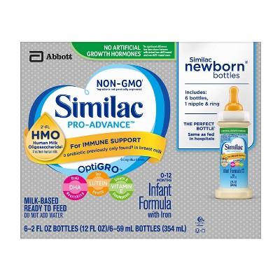 Similac 6pk Pro-Advance Infant Formula - 12oz