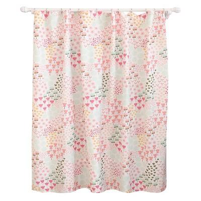 Floral Shower Curtain - Pillowfort™