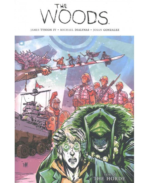 Woods 5 : The Horde (Paperback) (IV James Tynion) - image 1 of 1
