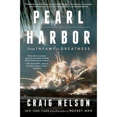 Pearl Harbor - by  Craig Nelson (Paperback) - image 1 of 1