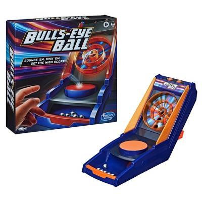 Bulls-Eye Ball Game