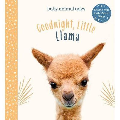 Goodnight, Little Llama - (Baby Animal Tales)by Amanda Wood (Hardcover)