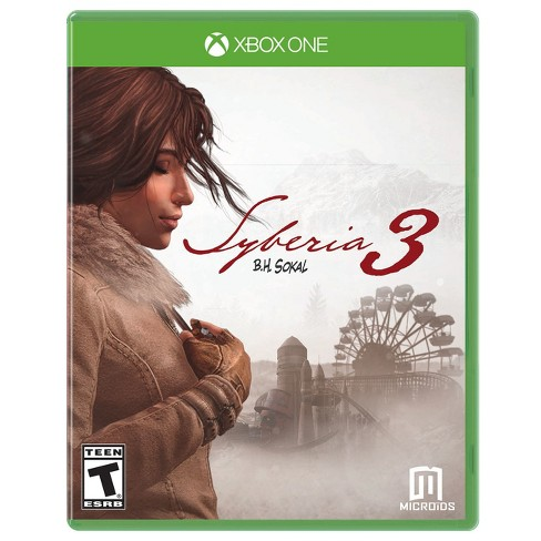 Syberia 3 Xbox One - image 1 of 5