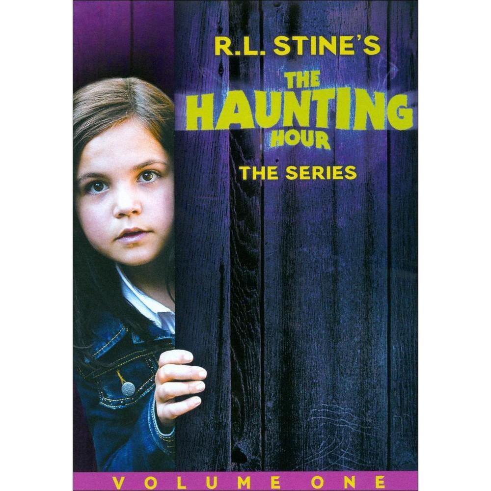 R L Stine S The Haunting Hour Volume 1 Dvd 2012
