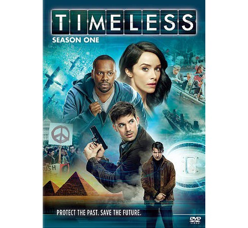 Timeless:Season One (DVD) - image 1 of 1