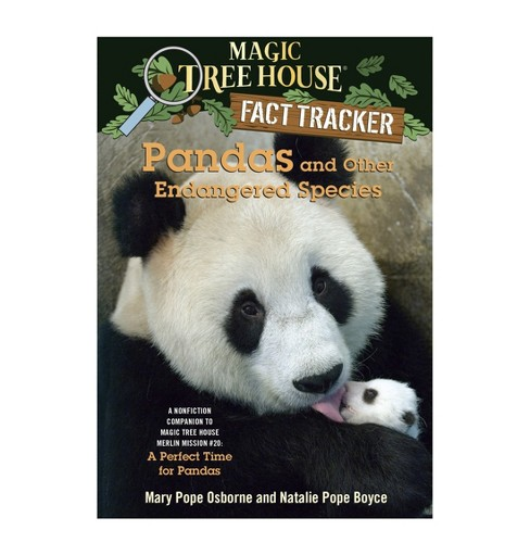 Pandas and Other Endangered Species : A Nonfiction Companion to Magic Tree House #48: A Perfect Time for - image 1 of 1