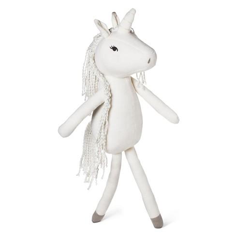 Unicorn Character Throw Pillow - Pillowfort™ - image 1 of 4