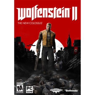 Wolfenstein II: The New Colossus - PC Game