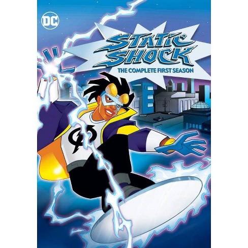 Static Shock: Season 1 (DVD) - image 1 of 1