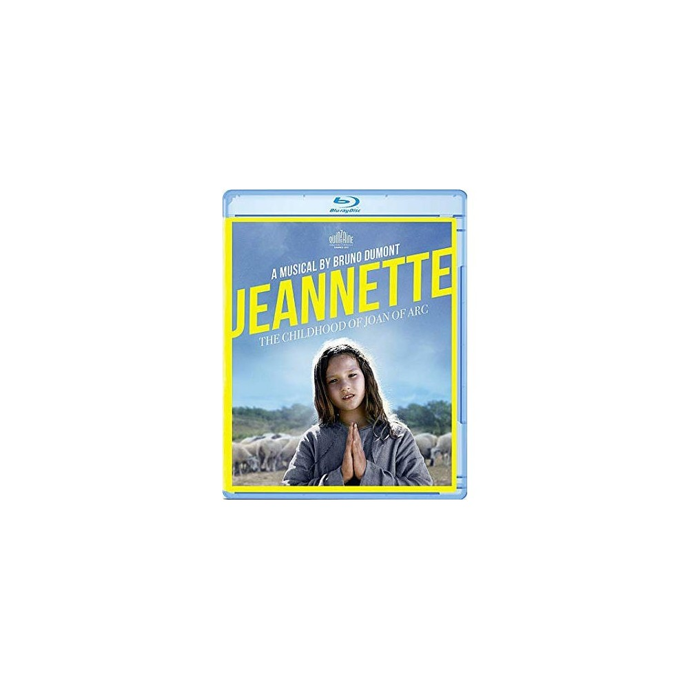 Jeannette The Childhood Of Joan Of Ar (Blu-ray)