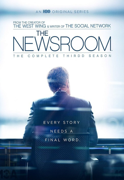 The Newsroom: The Complete Third Season [2 Discs] - image 1 of 1