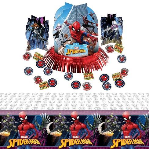 Spider-Man Webbed Wonder Table Decoration Kit - image 1 of 1