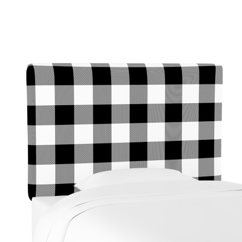 Kids Printed Upholstered Headboard Pillowfort