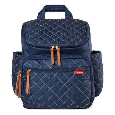 Skip Hop Forma Diaper Bag Backpack - Navy