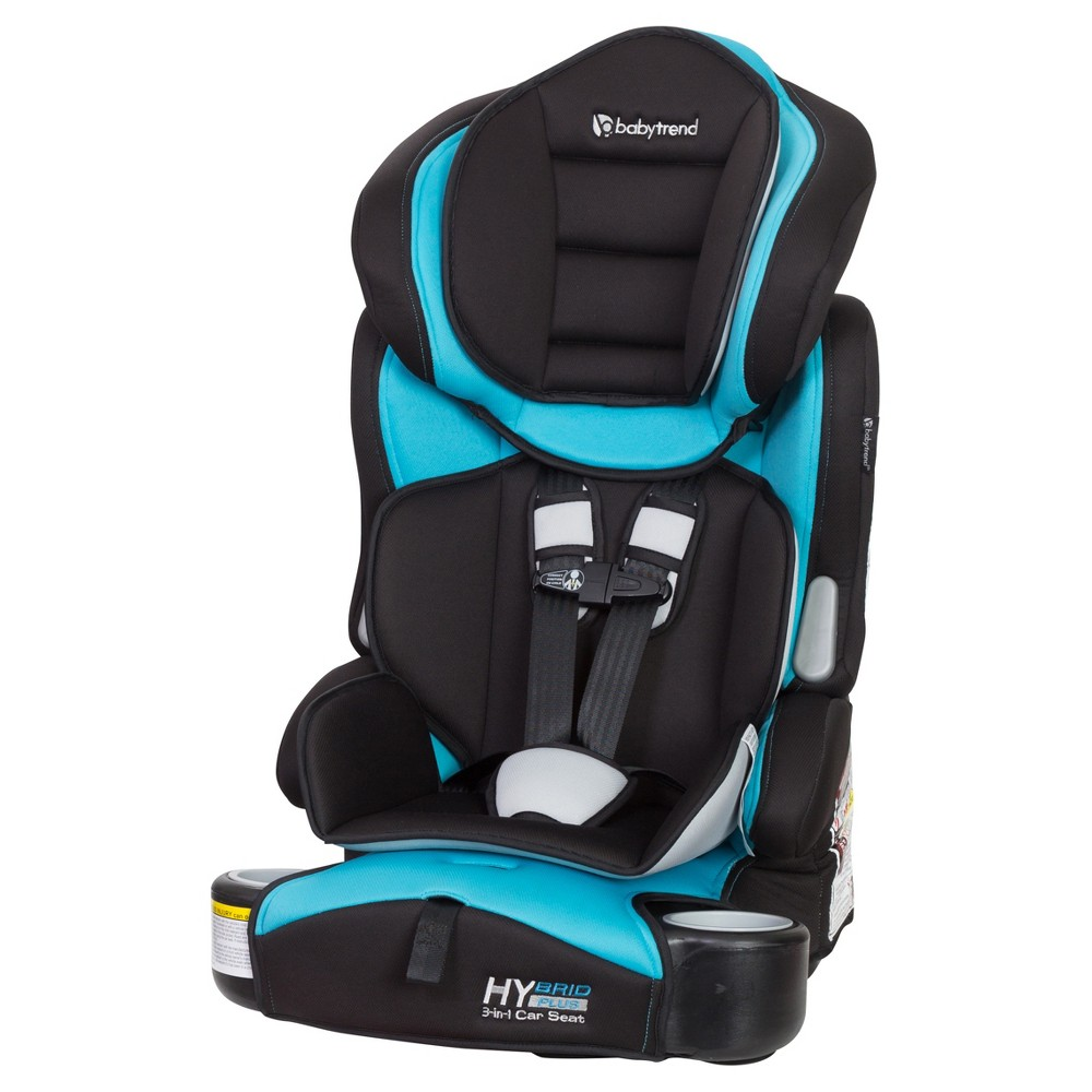Image of Baby Trend Hybrid Plus 3-In-1 Car Seat - Scuba, Blue