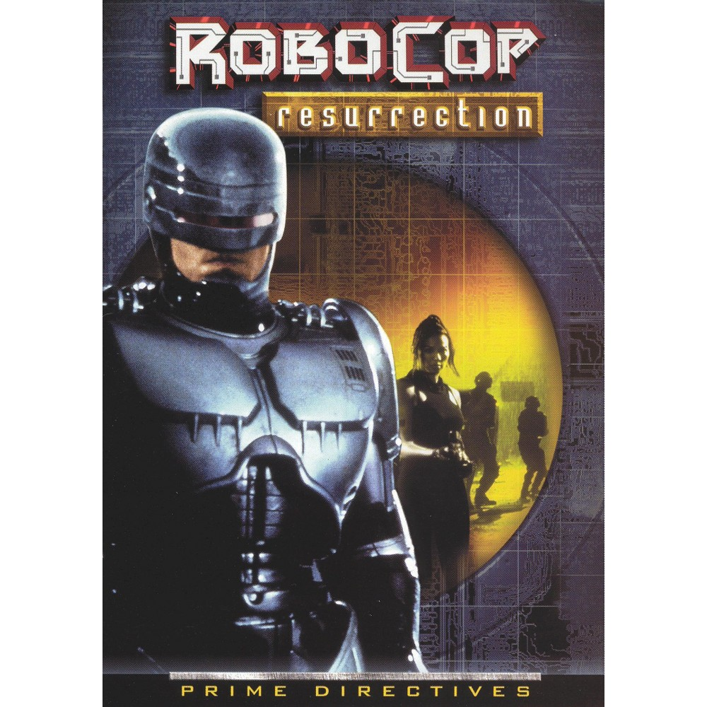 Robocop 3:Resurrection (Dvd)