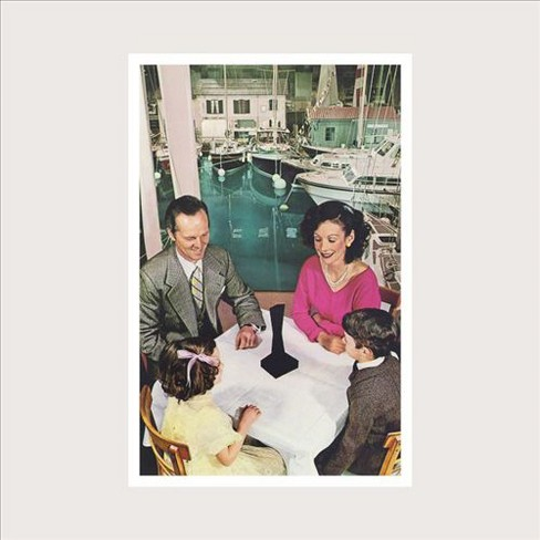 Led Zeppelin - Presence (Vinyl) - image 1 of 1