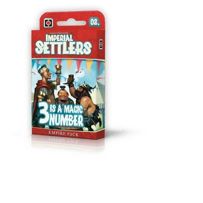 Imperial Settlers 3 Is A Magic Number Empire Pack Game