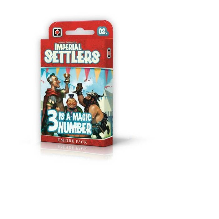 Imperial Settlers 3 Is A Magic Number Empire Pack Game : Target