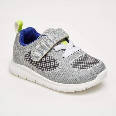 Baby Boys' Trainee Sneakers - Just One You® made by carter's Gray