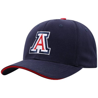 NCAA Arizona Wildcats Men's Reality Structured Brushed Cotton Hat