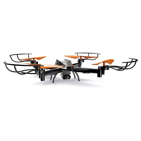 Airhawk - M13 predator Drone with HD Camera, Orange - image 1 of 4