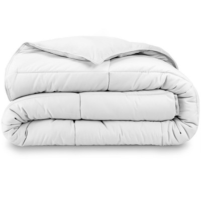 Bare Home Goose Down Alternative Comforter Duvet Insert