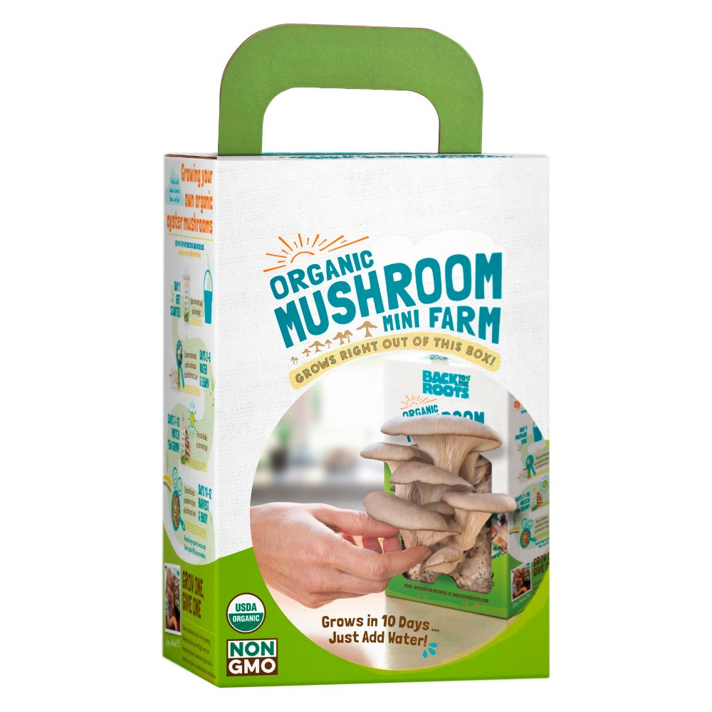 Image of Garden Grow Kit Mushroom - Back to the Roots