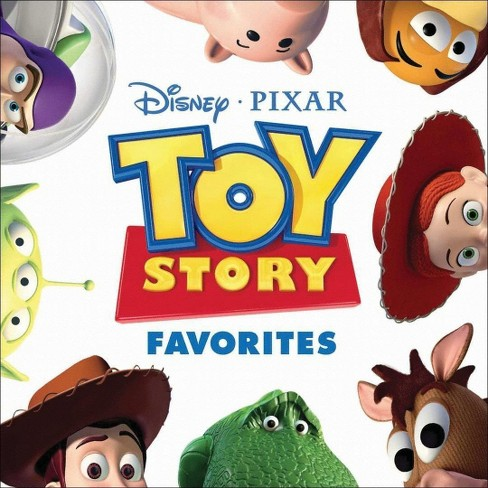 Various Artists - Toy Story Favorites (CD)