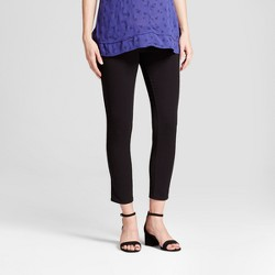 Maternity Inset Panel Ankle Skinny Trouser - Isabel Maternity by Ingrid & Isabel™