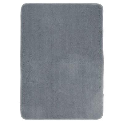 Mohawk Velveteen Memory Foam - Gray Mist (17 x24 )