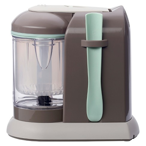 Beaba Babycook Food Blender And Steamer Latte Mint Target