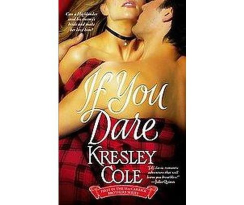 If You Dare (Paperback) (Kresley Cole) - image 1 of 1