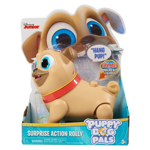 Disney Puppy Dog Pals Rolly Action Figure Target