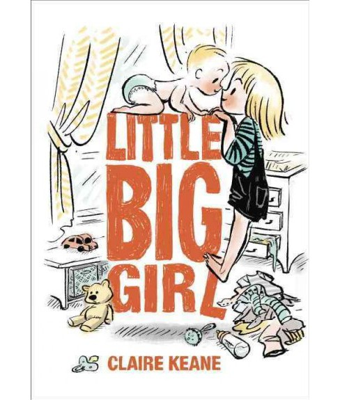 Little Big Girl (School And Library) (Claire Keane) - image 1 of 1
