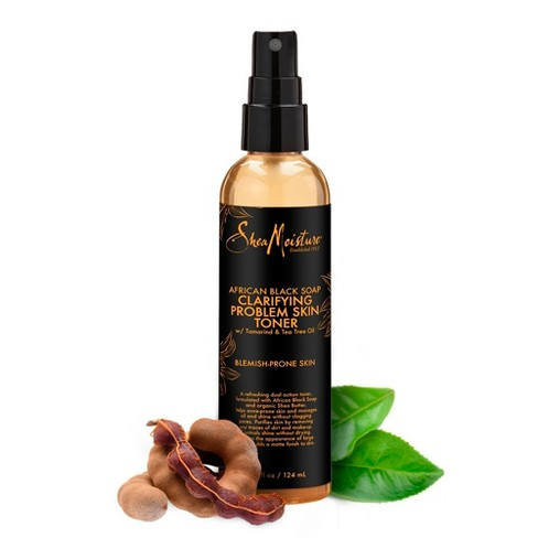 SheaMoisture African Black Soap Problem Skin Toner - 4.2 oz - image 1 of 5