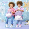 "Skip Hop Zoo Little & Toddler 12"" Kids' Backpack - Narwhal - image 4 of 4"