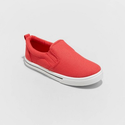 Kids' Jaime Twin Gore Slip-On Apparel Sneakers - Cat & Jack™