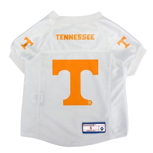 NCAA Tennessee Volunteers Little Earth Pet Football Jersey - XS