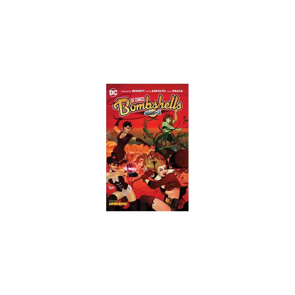 Bombshells 3 : Uprising (Paperback) (Marguerite Bennett)
