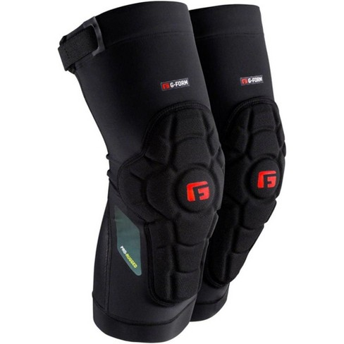 G-Form Pro Rugged Knee Pads - Black, Small - image 1 of 2