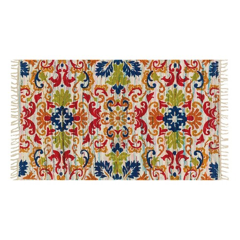 "Loloi Aria Accent Rug - Ivory (1'8""X3') - image 1 of 1"